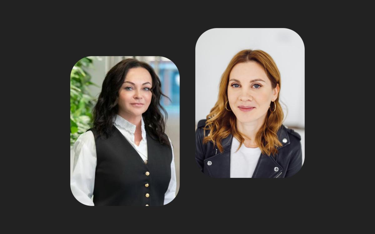 Яна Баташева и Дарья Бабанина