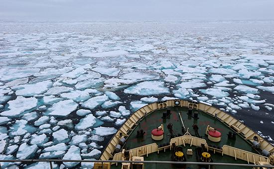 СМИ узнали о создании в России флота боевых ледоколов