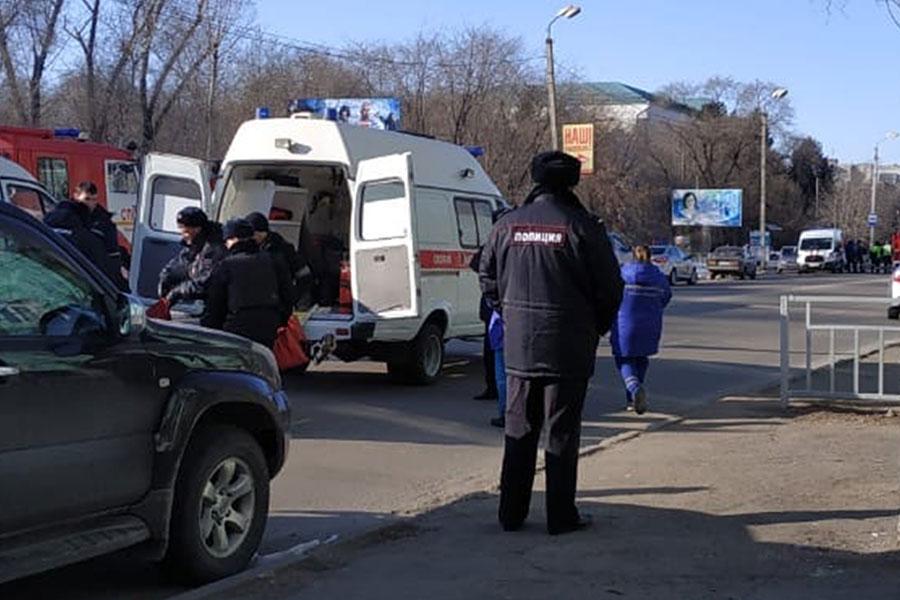 Фото:Елена Котейко / РИА Новости