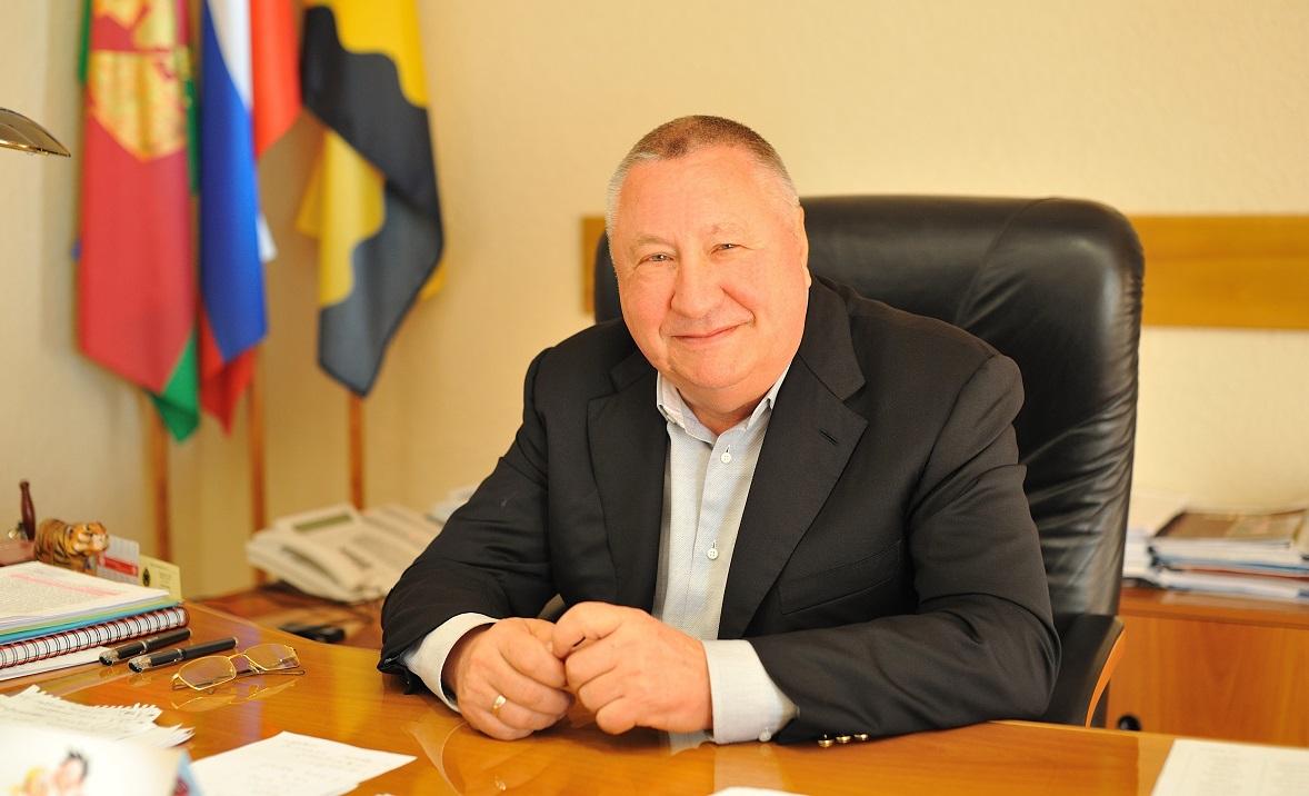 Фото: Депутат Государственной думы Владимир Синяговский