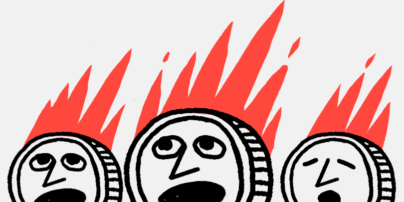 500 тыс. Ethereum было «сожжено» в сети криптовалюты :: РБК.Крипто