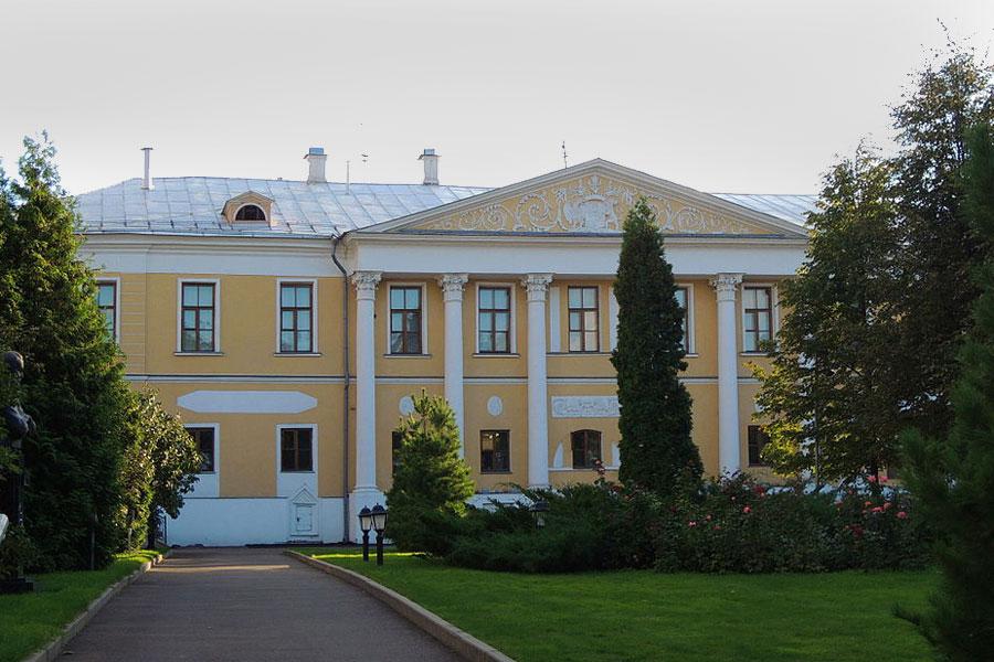 Музей и институт семьи Рерихов