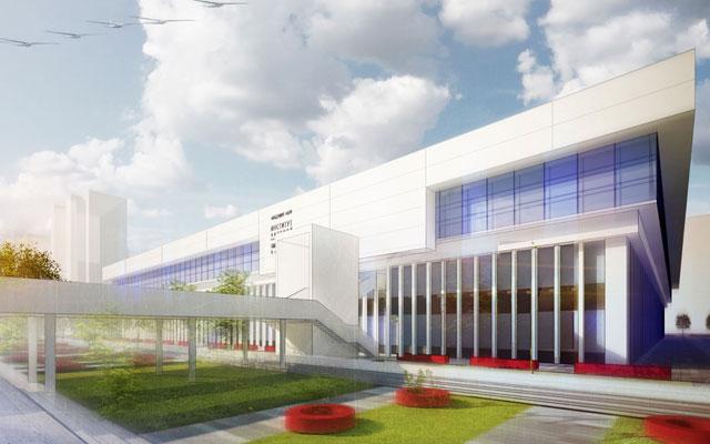 Проект нового здания ИНИОН