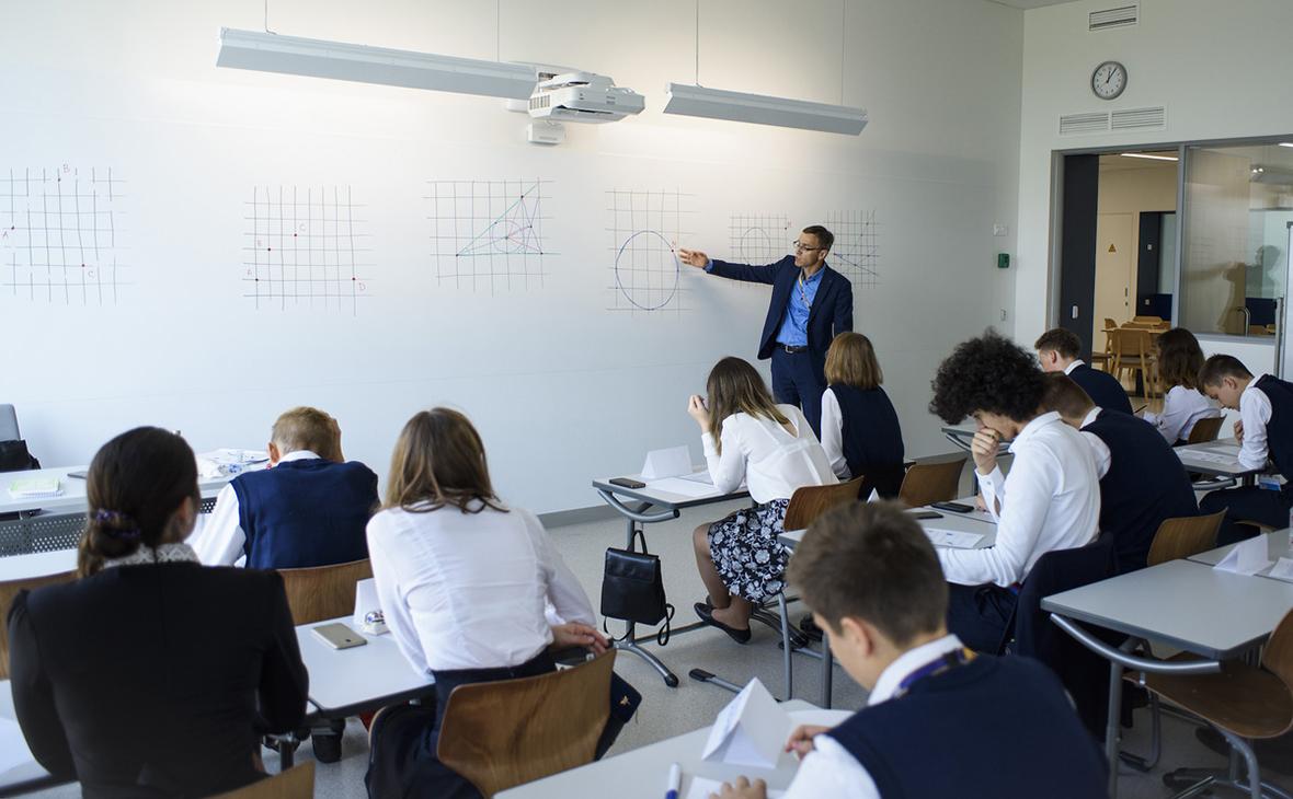 Фото:пресс-служба школы «Летово»