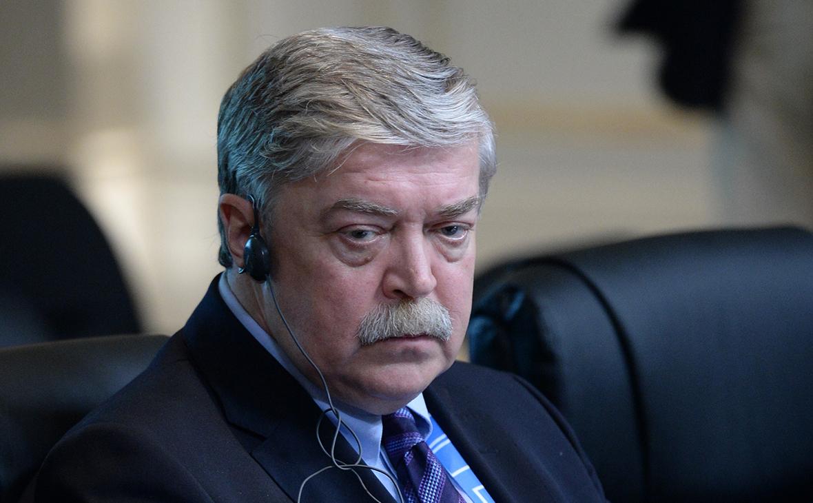 СМИ назвали кандидата на пост российского посла в Белоруссии