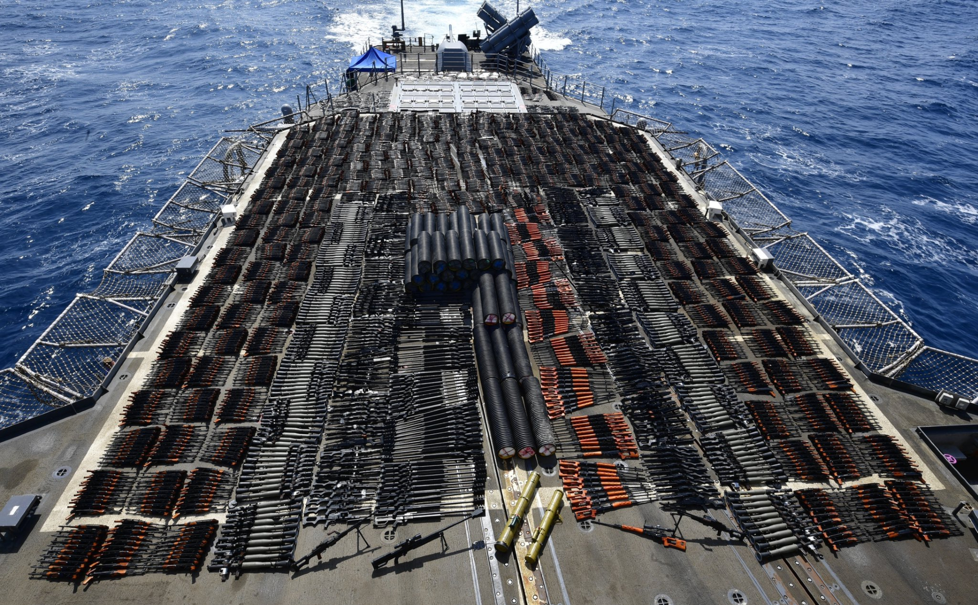 Фото: пресс-служба Пятого флота ВМС США
