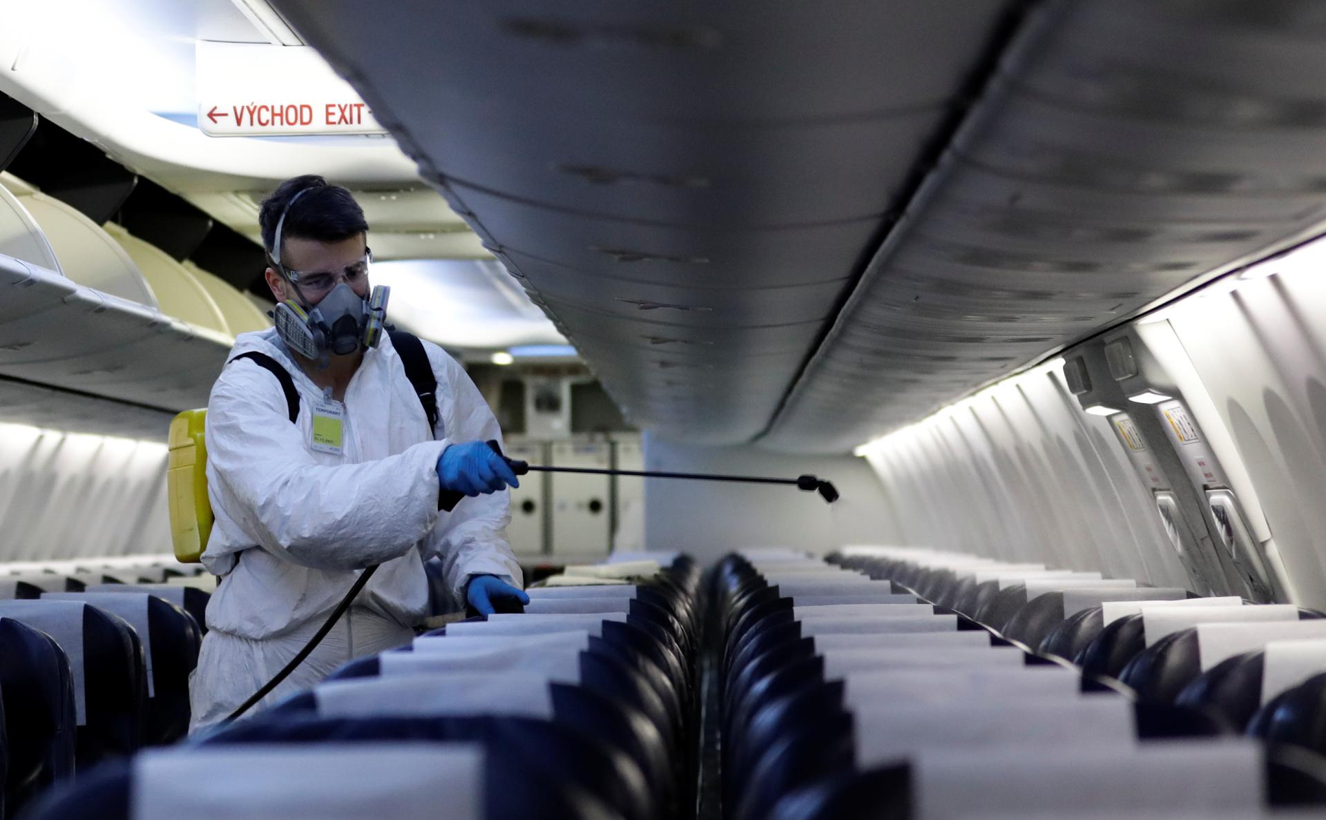 Россия возобновит авиасообщение с двумя странами Европы