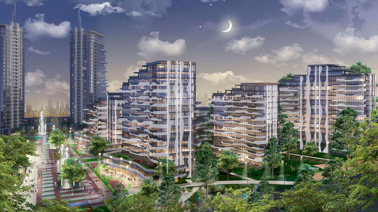 Фото:City One Development