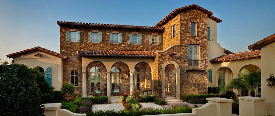 Компания Disney построила жилой комплекс Golden Oak