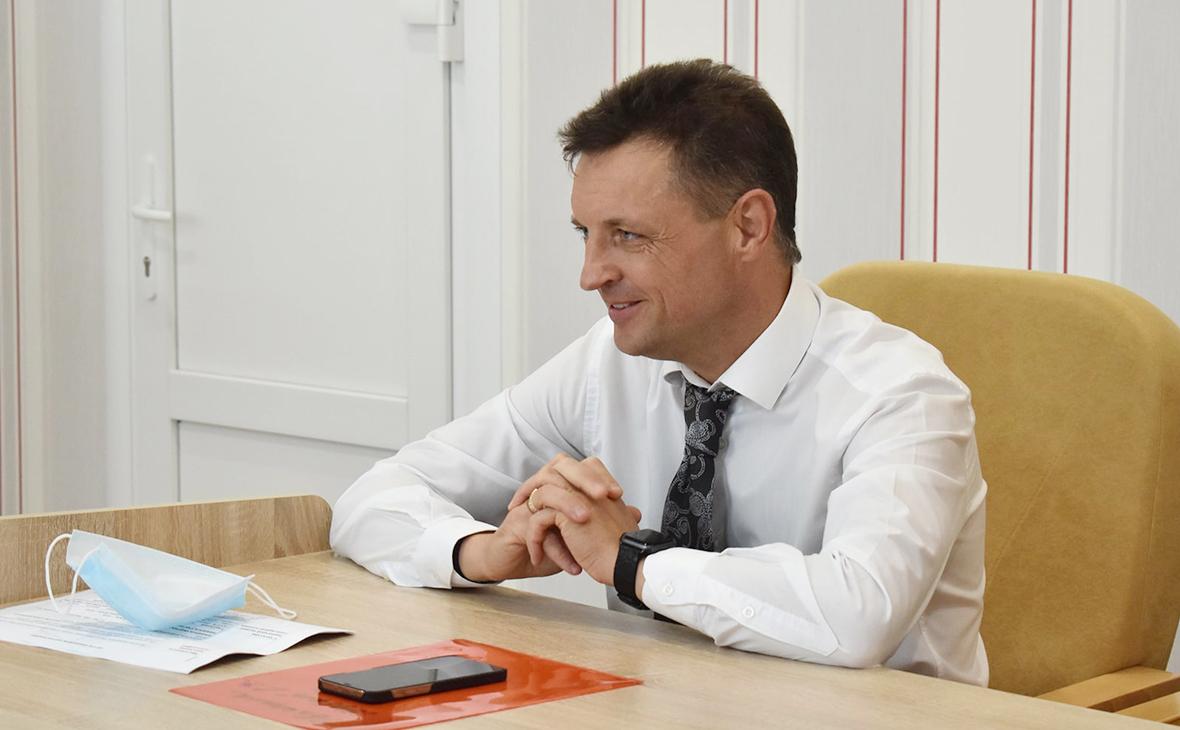 Отставка министра спорта крыма