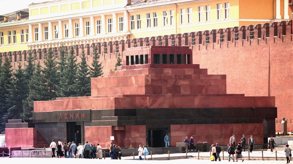 Мавзолей Ленина в ХХI веке