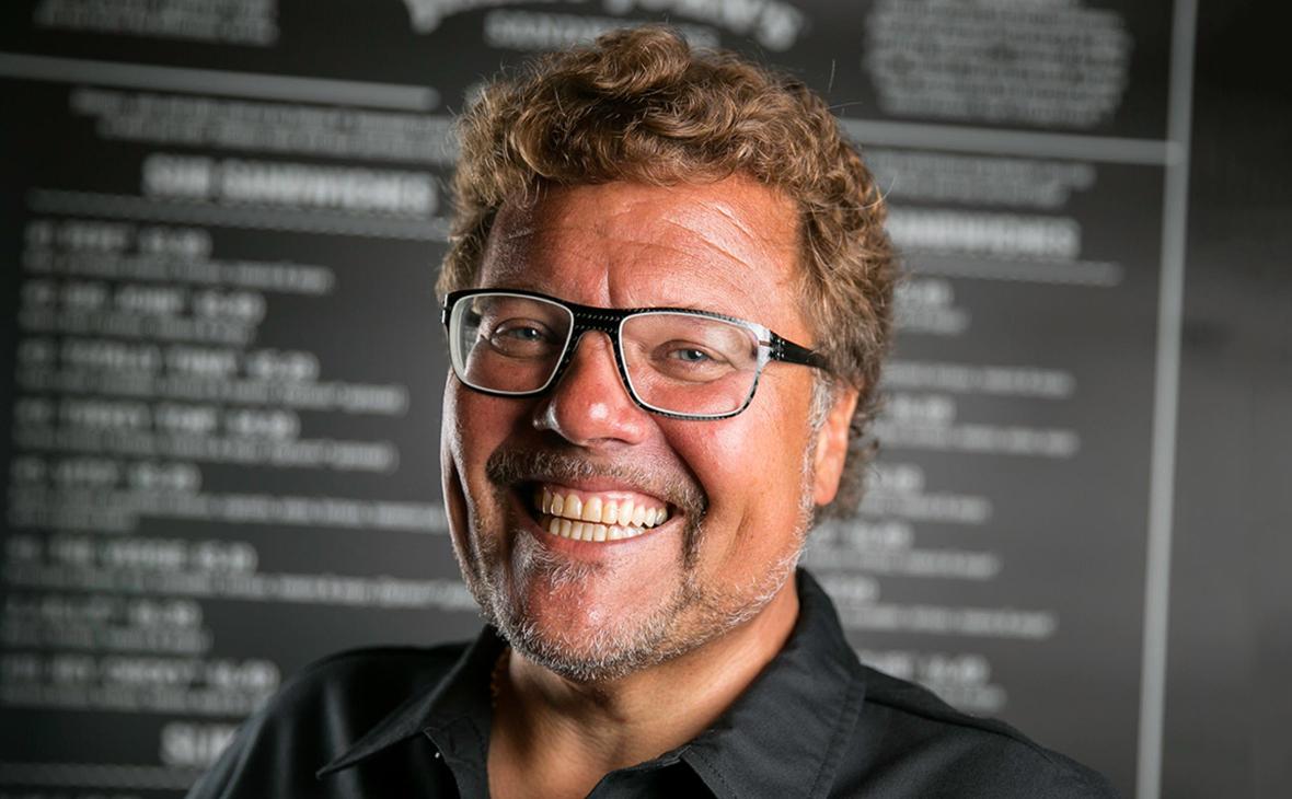 Джимми Джон Льето