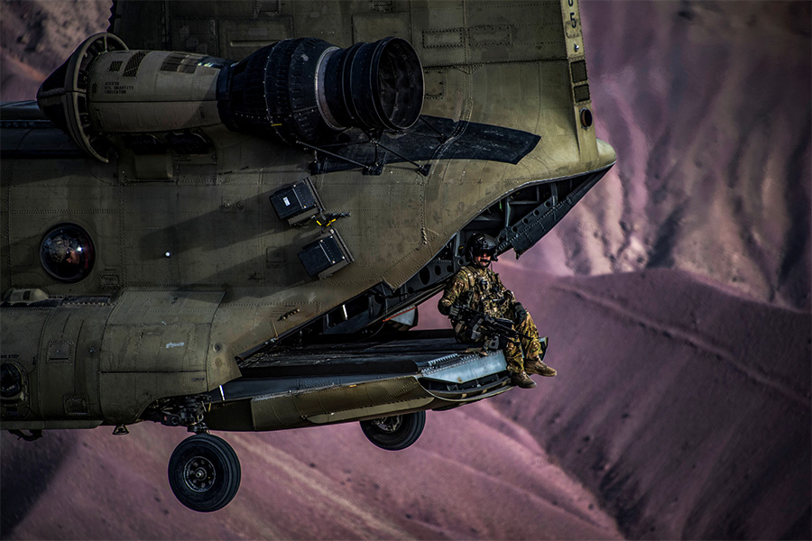 Фото:Air Force / Tech. Sgt. Gregory Brook / Reuters
