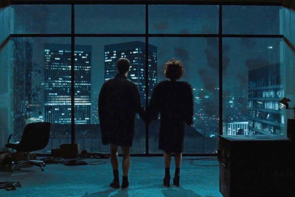 Кадр из фильма«Бойцовский клуб»