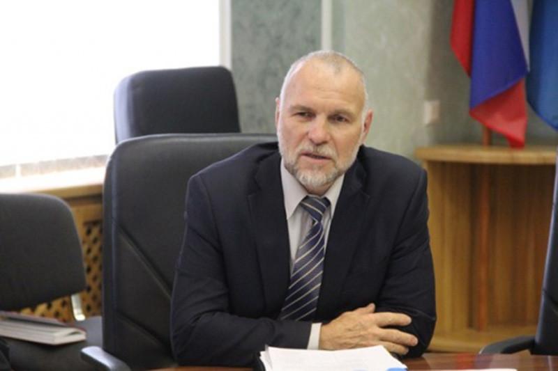 Заместитель мэра Пскова — Александр Копылов