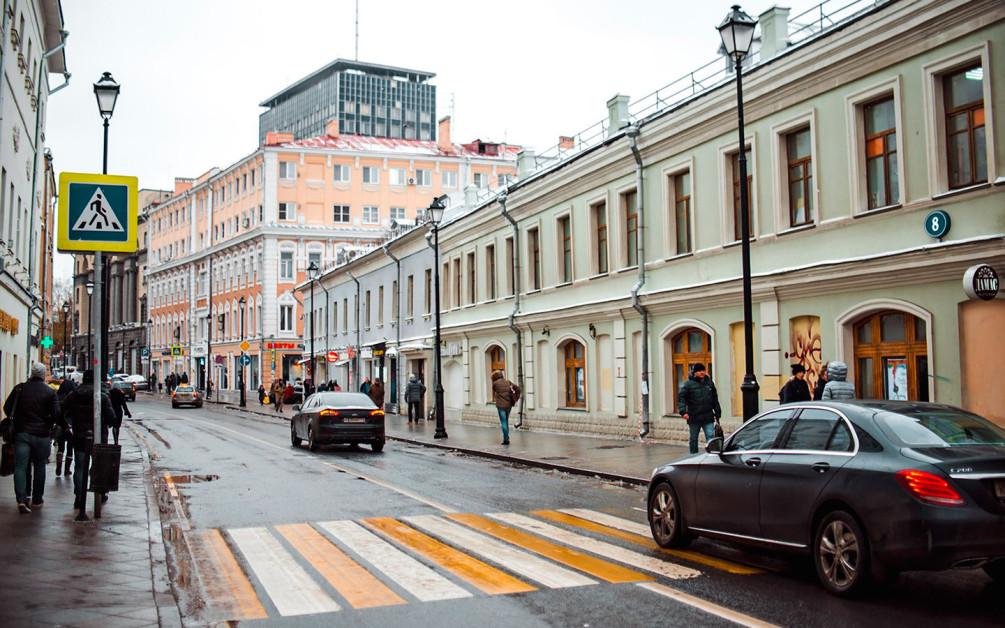 На некоторых улицах Москвы могут снизить предельно допустимую скорость до 30 км/ч.
