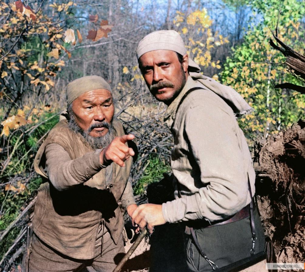 Кадр из фильма«Дерсу Узала»