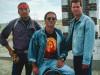 Сэм Шепард (в центре) в фильме «Громовое сердце». 1992 год