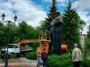 Памятник маршалу Г.К. Жукову в Харькове