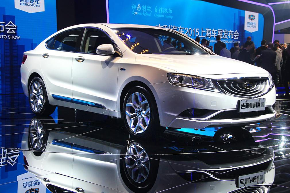 джили концепт авто китай