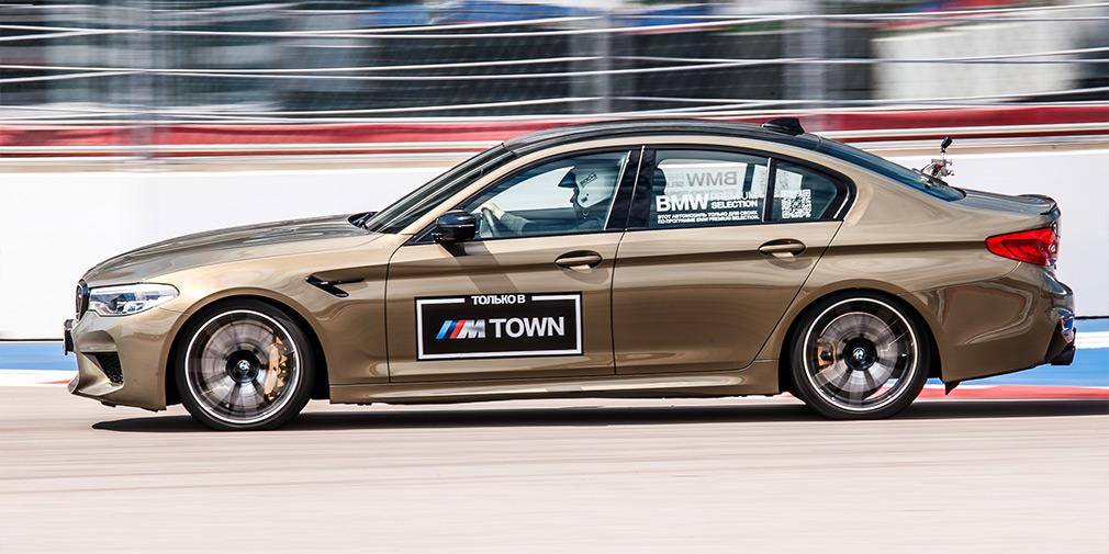 Самые эмоциональные BMW: тест M2 и M5 Competition