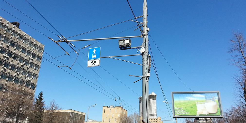 ГИБДД назвала число дорожных камер в России