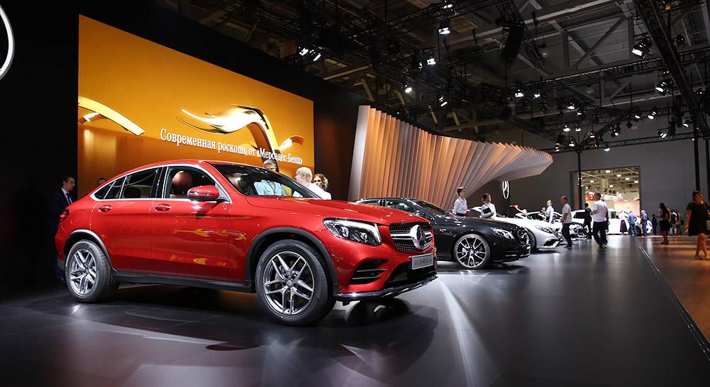 От экспозиции полностью отказался Mercedes-Benz, не участвует концерт PSA  Peugeot Citroen. eb2708bb467
