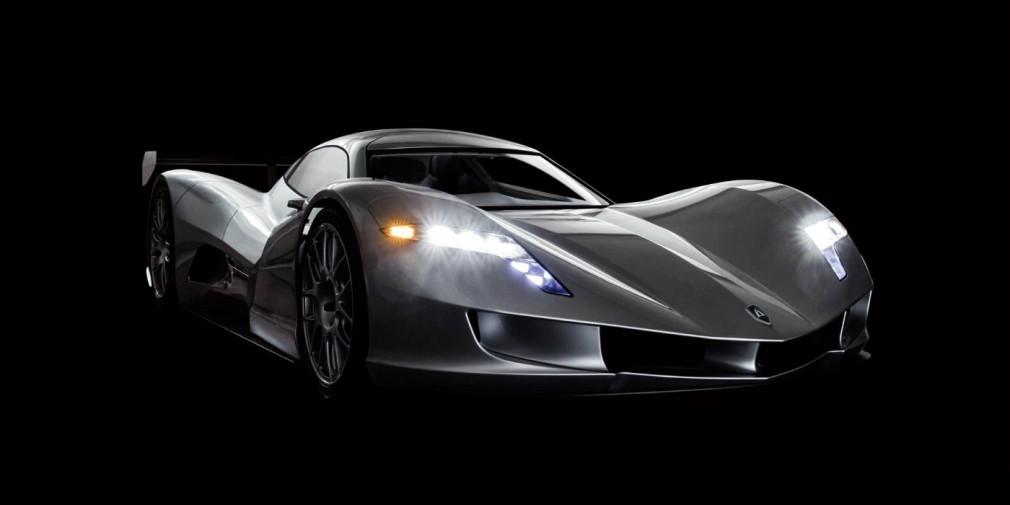 Японский электрический суперкар попытается установить рекорд Нюрбургринга