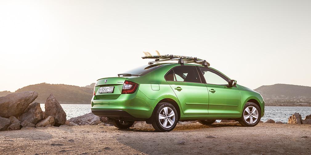 Skoda Rapid или гольф-класс: как правильно выбрать бюджетный автомобиль