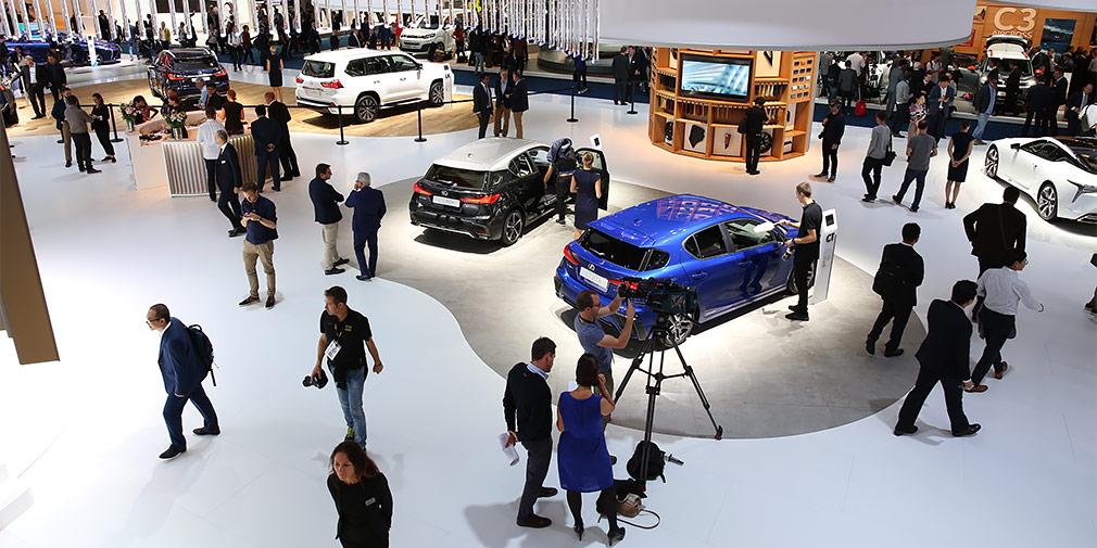 По информации источника Autonews.ru, в 2018 г. ставка аренды составляет  около 200 долларов США, и это — не более 20% всех затрат на организацию  экспозиции. 0624c6425b1