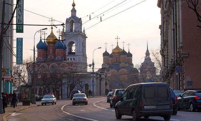 какие машины не пускают в центр москвы 2015