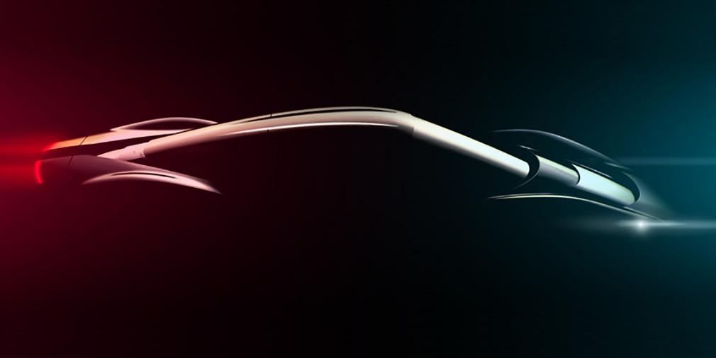Pininfarinaпоказала дизайн электрического гиперкара