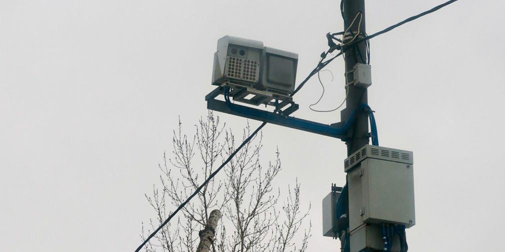 Путин поручил отменить штрафы с неправильно установленных камер