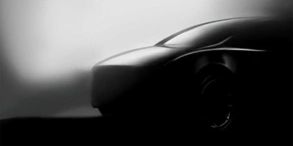 Tesla опубликовала новое изображение компактного кроссовера