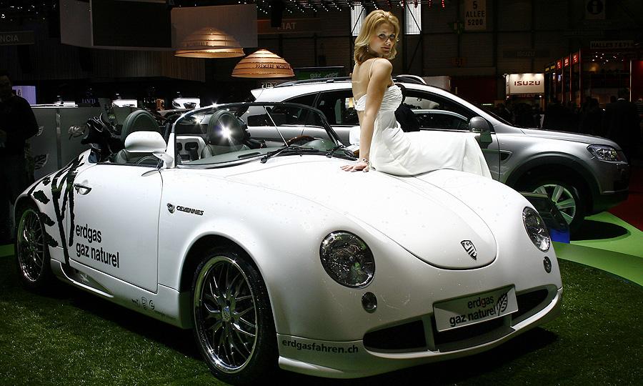 Самые сексуальные автомобили для женщин