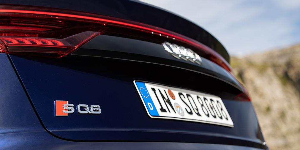 Хороший конец. Тест-драйв Audi SQ8