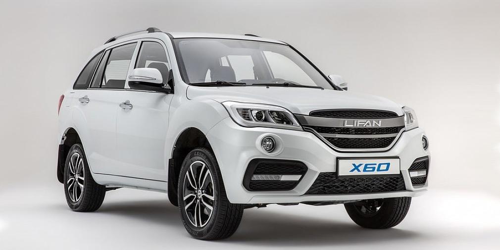 В России назвали самые популярные китайские автомобили