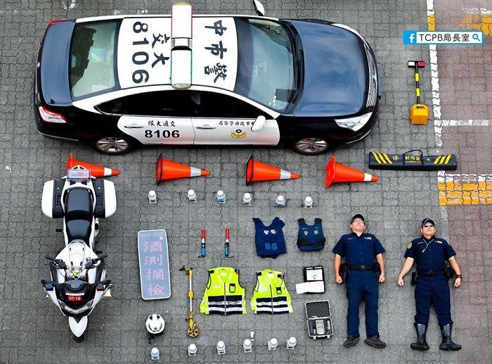 Поліція на Тайвані
