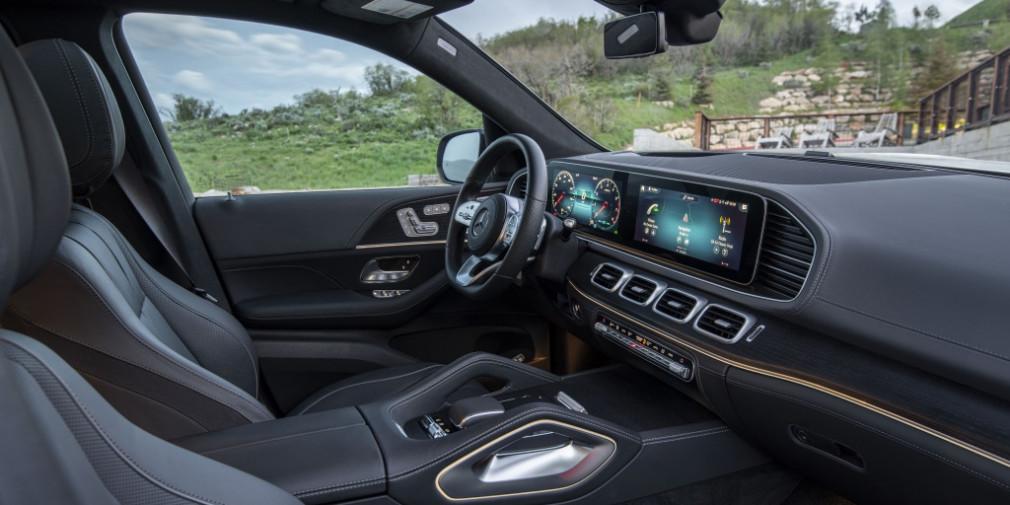 Классовая борьба. Тест-драйв Mercedes-Benz GLS