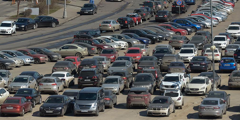 В России резко выросли продажи автомобилей на вторичном рынке