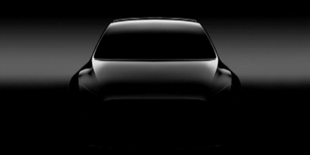 Илон Маск утвердил серийную версию кроссовера Tesla Model Y