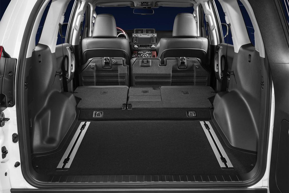 Lux (Люкс) - автомобильный багажник на крышу Toyota Land ...