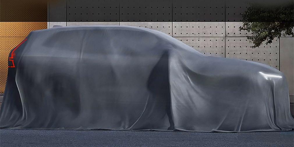 Volvo показала тизер нового кроссовера XC60 - часть 2