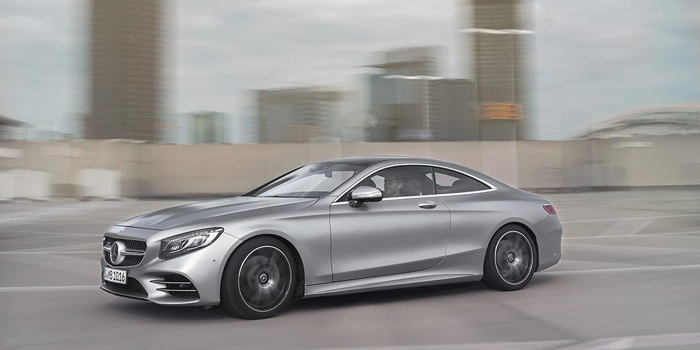 Mercedes-Benz Clase S Coupé / Cabrio