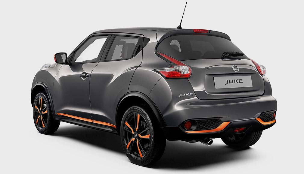 Обновленный Nissan Juke появится в России летом 2018 года
