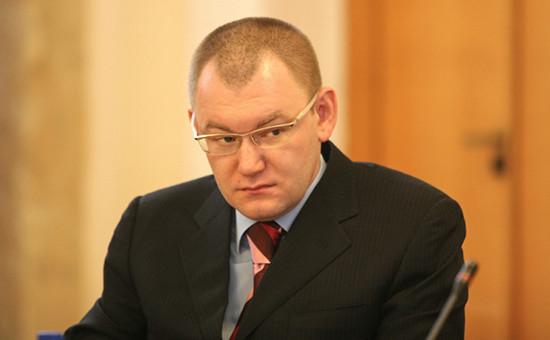 Заместитель полпреда вЦентральном федеральном округе Андрей Ярин