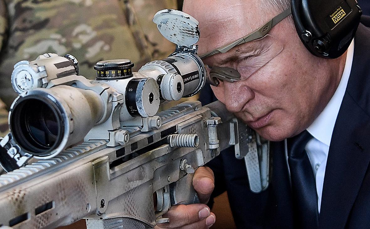 Путин оценил значение известного только по фантастике лазерного оружия