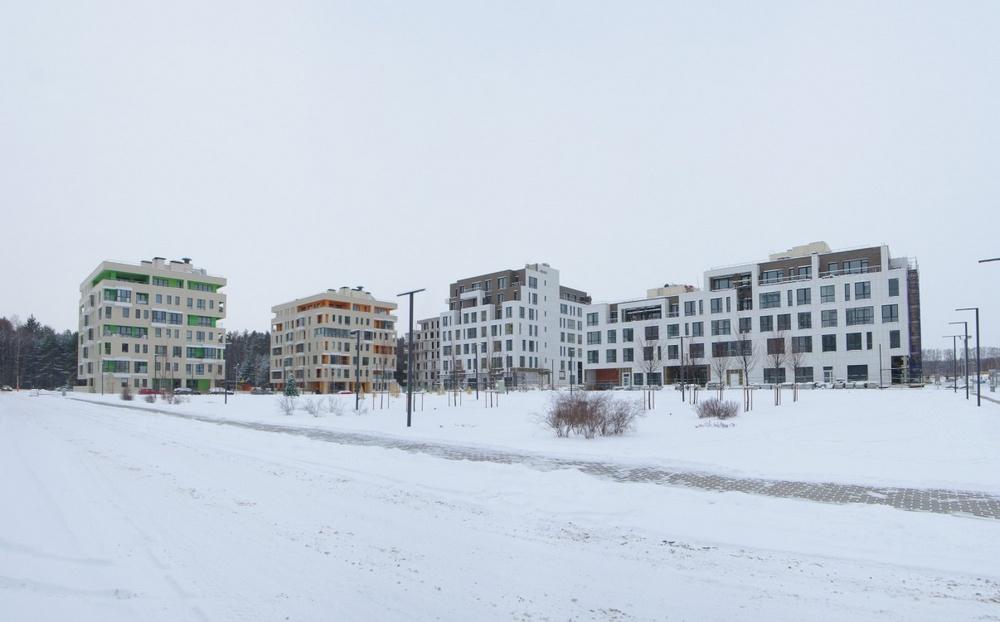 Фото:Загородный квартал