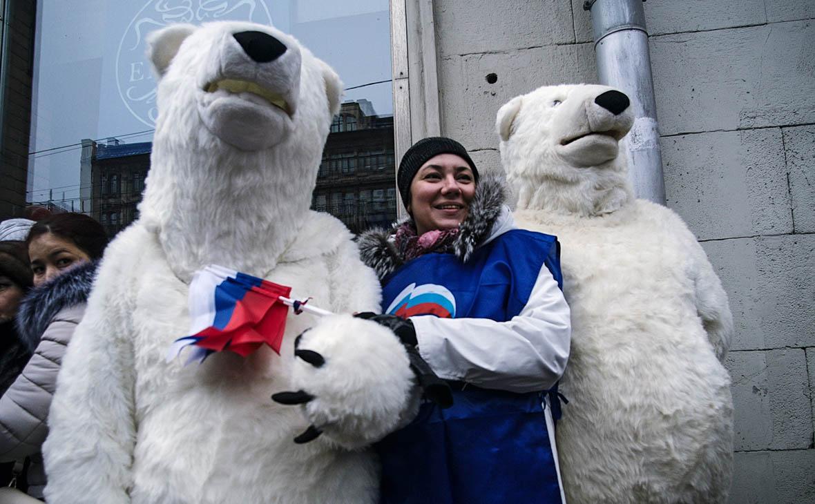 Единороссы запустили конкурс по поиску новых лиц на выборах в Госдуму