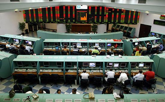 Фондовая биржа вСтамбуле